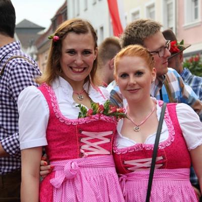 Dindl-Lederhosen-Polonaise Weltrekord 2014_20