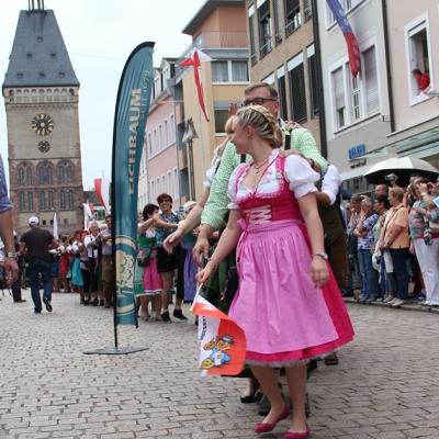 Dindl-Lederhosen-Polonaise Weltrekord 2014_32