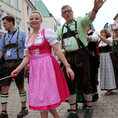 Dindl-Lederhosen-Polonaise Weltrekord 2014_33