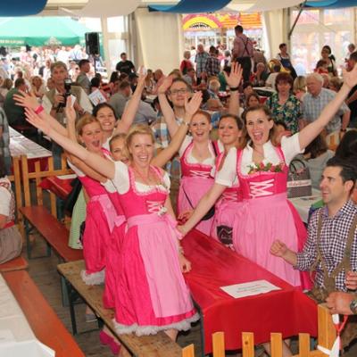 Dindl-Lederhosen-Polonaise Weltrekord 2014_53