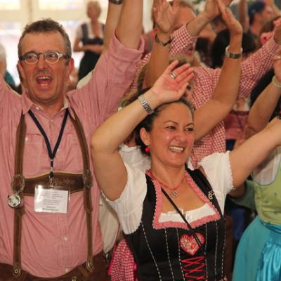 Dindl-Lederhosen-Polonaise Weltrekord 2014_72