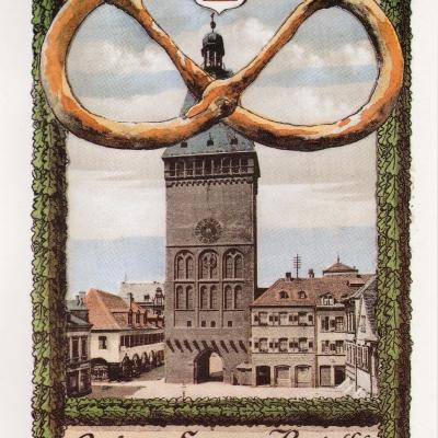 Festpostkarte Nr 05 1995