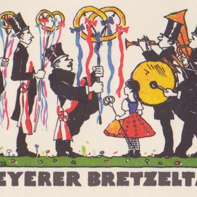 Festpostkarte Nr 06 1996