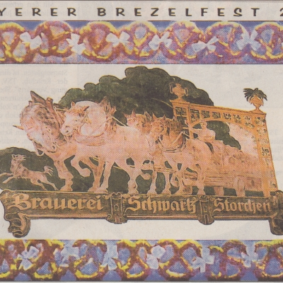Festpostkarte Nr 11 2001