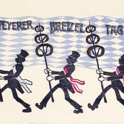 Festpostkarte Nr 21 2012